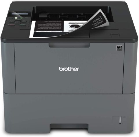 Brother HL-L6200DW Wireless Monochrome Laser Printer with Duplex Printing