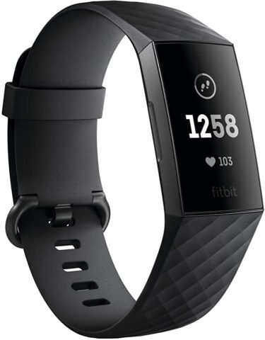 Fitbit Charge 3 Fitness Activity Tracker