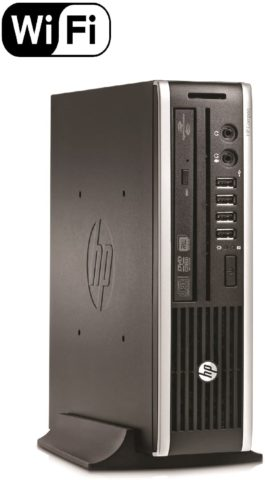 HP Elite 8300 Ultra Small Slim High Performance Business Computer PC