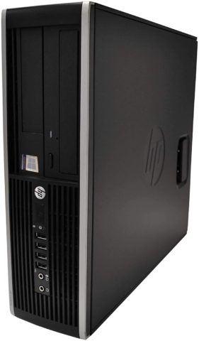 HP Elite Desktop Computer