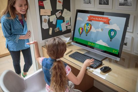 """HP Pavilion 24-b223w 23.8"""" All-in-One PC"""
