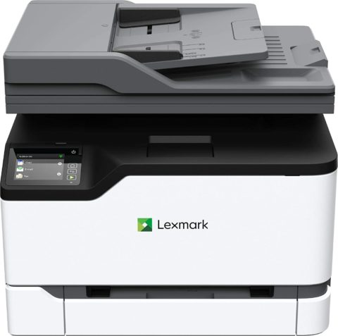 Lexmark MC3224adwe Color Multifunction Laser Printer with Print
