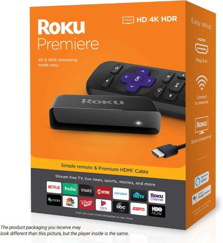 Roku Premiere Media Player