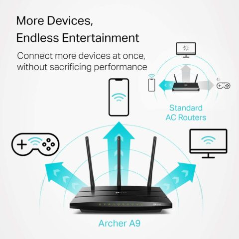 TP-Link AC1900 Smart Wi-Fi Router