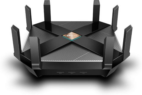 TP-Link AX6000 Wi-Fi 6 Router