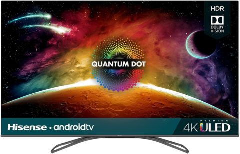 Hisense see-weq-434 65-inch Android Smart ULED TV, Android