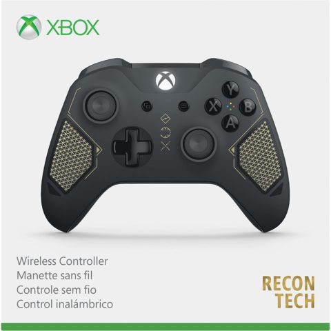Recon Tech Xbox Wireless Controller