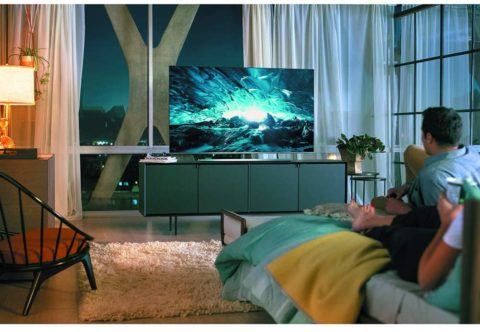 Samsung UN75RU8000FXZA 75-Inch Smart TV