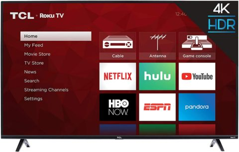 TCL 43S425 43-Inch Smart Roku LED TV