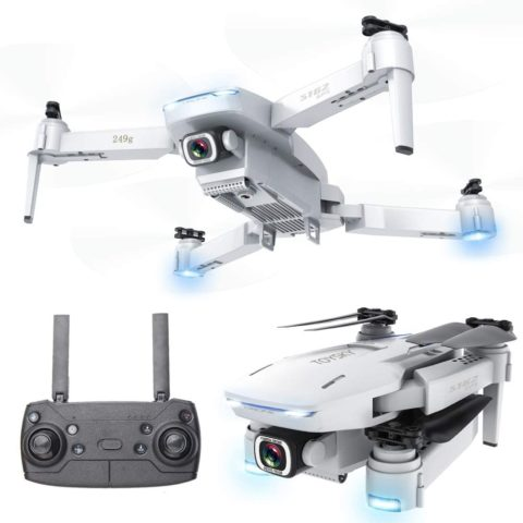 4K GPS Drone, with 3 Gimbal Remote HD Camera