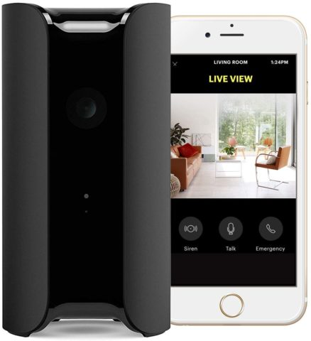 CANARY View Home Security camera