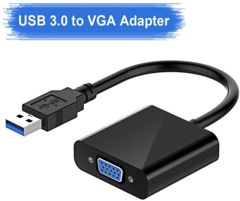 CHIOINS USB to VGA Adapter