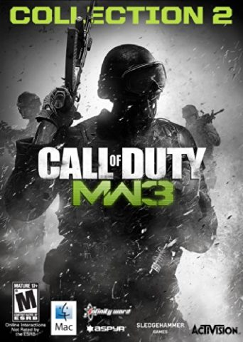 . Call of Duty: Modern Warfare 3 Collection 2