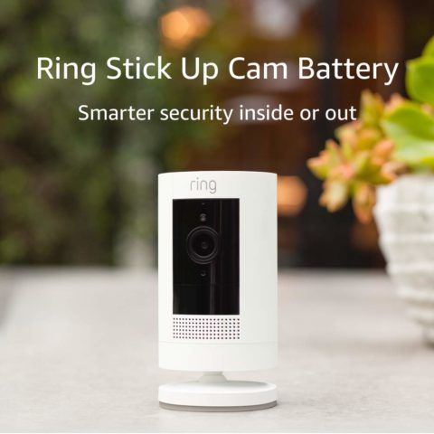 Ring Stick Up Cam Battery security camera