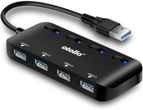 USB 3.0 Hub Splitter