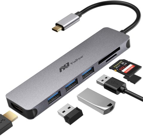 USB-C Multiport Adapter