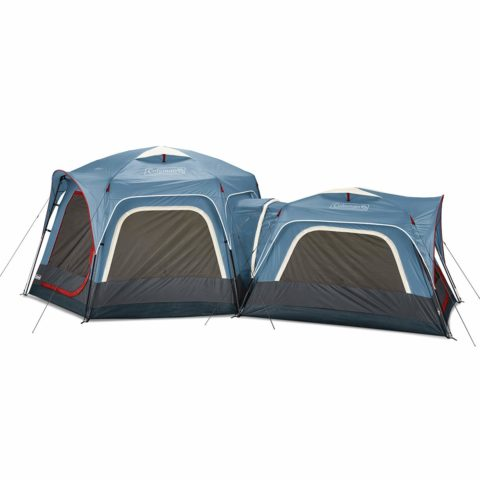 Coleman 3-Person & 6-Person Connectable Tent Bundle
