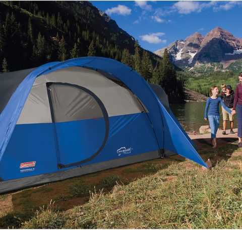 Coleman Tent for Camping