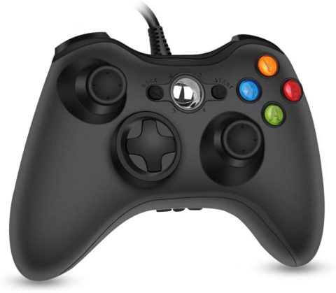RegeMoudal 360 PC Game Wired Controller