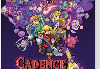 The cadence of Hyrule Crypt of The Necrodancer Feat. The Legend of Zelda